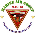 USMC - Marine Air Group 13 - MAG 13