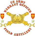 US Army - Warrant Officer - Field Artillery