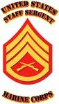 USMC - Staff Sergeant w Text