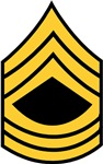 Army - Master Sergeant - Rank