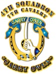 Cavalry - 7th Cav Regt - 4th Squadron
