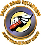 AAC-366TH BOMB SQUADRON