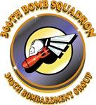 AAC-366TH BOMB SQUADRON