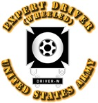 Army - Expert Driver - W
