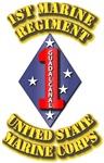USMC - 1st Marine Regiment
