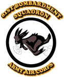 Army Air Corps - 81st Bomb Squadron