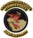 Army Air Corps - 2nd Scouting Force - 8th Air Forc