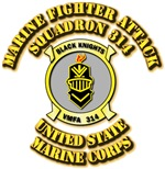 USMC - Marine Fighter Attack Squadron - 314