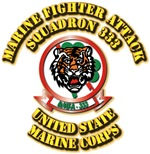 USMC - Marine Fighter Attack Squadron - 333
