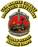 USMC - 7th Marine Combat Logistics Battalion