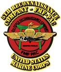 USMC - 5th Reconnaissance Company - FMF-PAC