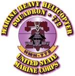 USMC - Marine Heavy Helicopter Squadron - 772