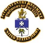 COA - 14th Infantry Regiment