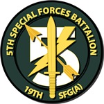 SOF - 5th Bn - 19th SFGA
