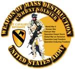 Army - WMD - 1st Cav Div