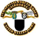 SOF - 5th SFG - Ribbon