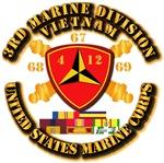 USMC - 3rd Marine Div - Special