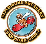 AAC - 329th Bomb Squadron,93rd Bomb Group