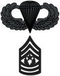 Command Sergeant Major - Airborne