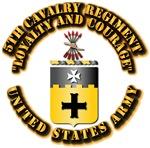 COA - 5th Cavalry Regiment