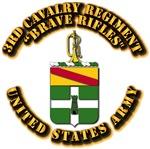 COA - 3rd Cavalry Regiment