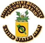 COA - 131st Cavalry Regiment
