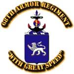 COA - 68th Armor Regiment