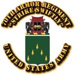 COA - 70th Armor Regiment