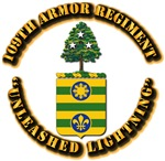 COA - 109th Armor Regiment