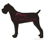 I Heart My Cane Corso