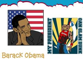 Barack Obama T-Shirts and Gifts