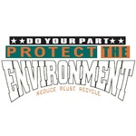 Protect the Environment T-Shirts and Gifts