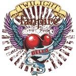 Bella Fanpire Twilight T-Shirts and Gifts