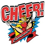 Cheer! Cheerleader T-Shirts and Gifts