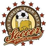 Soccer Drinking Team