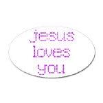 Christian Art Stickers