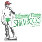 Boston Irish David Shamrock Wear