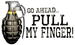 Pull My Finger Gear