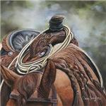 Western Art Tack