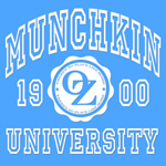 Munchkin University of Oz since 1900 is the perfect Wizard of Oz gift for your little Munchkin.