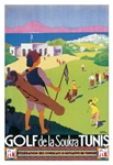 Vintage Tunisia Golf