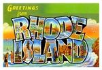 RHODE ISLAND RI T-shirts & Gifts