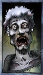 Zombie - Zombies - Horror Art