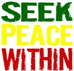 SEEK PEACE WITHIN