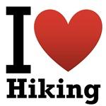 I <3 Hiking