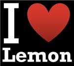 I Love Lemon Dark
