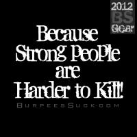 HARDER TO KILL