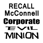 Recall Mitch McConnell Corporate Evil Minion
