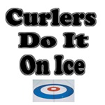 Curlers Do It On Ice