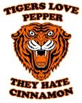 tigers pepper cinnamon